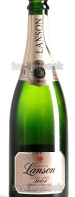 Sparkling wine, Gold Label 2004
