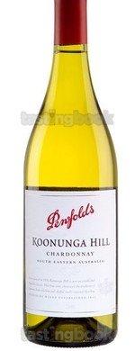 White wine, Koonunga Hill Chardonnay 2016