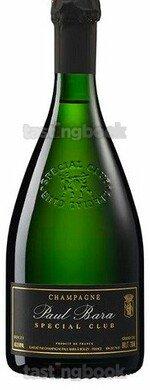 Sparkling wine, Special Club 2012