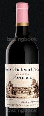 Red wine, Vieux Chateau Certan 2016