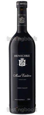 Red wine, Mount Edelstone 2012