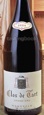 Red wine, Clos de Tart 2009