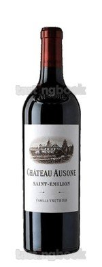 Red wine, Château Ausone 2017