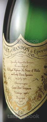 Sparkling wine, Dom Pérignon 1961