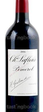 Red wine, Lafleur 2006