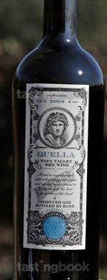 Red wine, Quella 2008