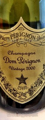 Sparkling wine, Dom Pérignon 2000