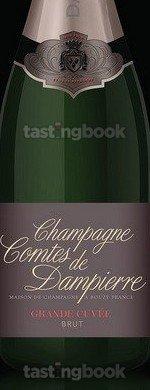 Sparkling wine, Grande Cuvée Brut NV (10's)