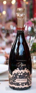 Sparkling wine, Rare Rose 2007