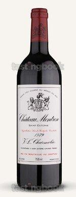 Red wine, Montrose 1979