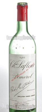 Red wine, Lafleur 1982