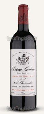 Red wine, Montrose 1978