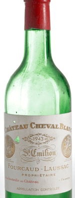 Red wine, Cheval Blanc 1943