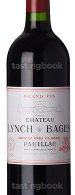 Red wine, Chateau Lynch-Bages 2005