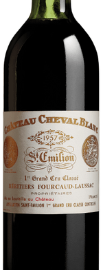 Red wine, Cheval Blanc 1957
