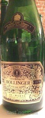 Sparkling wine, Vieilles Vignes Françaises 1979