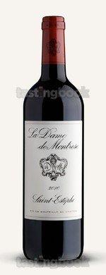 Red wine, La Dame de Montrose 2010