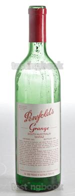 Red wine, Grange Hermitage 1991