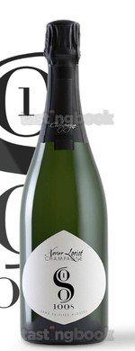 Sparkling wine, 100S – Sans Sulfites Ajoutés NV (10's)