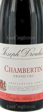 Red wine, Chambertin  2013