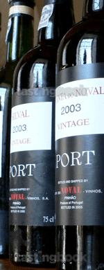 Red wine, Nacional Vintage Port 1997