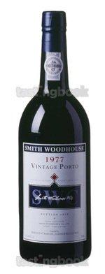 Sweet wine, Vintage Port 1977