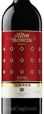Red wine, Altos Ibéricos Crianza 2016