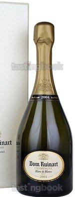 Sparkling wine, Dom Ruinart Blanc de Blancs 2006