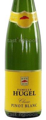 White wine, Classic Pinot Blanc  2015
