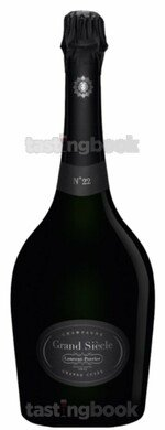 Sparkling wine, Grand Siécle No. 22 (2004, 2002, 1999) NV (10's)