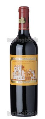 Red wine, Chateau Ducru-Beaucaillou 2009