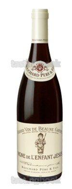 Red wine, Vigne de l'Enfant Jésus 1996