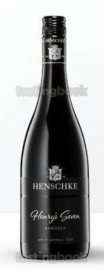 Red wine, Henry's Seven 2016