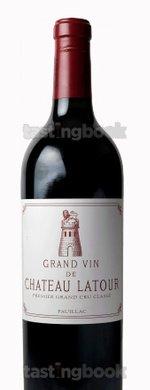 Red wine, Château Latour 2011