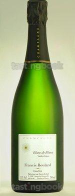 Sparkling wine, Vieilles Vignes Blanc de Blanc NV (10's)