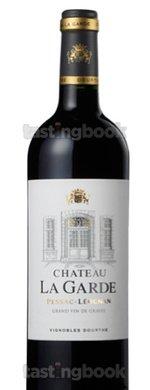 Red wine, Château La Garde 2014