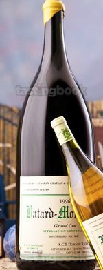 White wine, Batard-Montrachet 1996