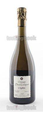 Sparkling wine, Cuvée L'Apôtre 2009