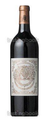 Red wine, Château Pichon-Longueville Baron 2017