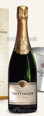 Sparkling wine, Cuvée Prestige NV (10's)