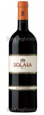 Red wine, Solaia 2011