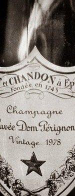 Sparkling wine, Dom Pérignon 1978