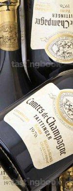 Sparkling wine, Comtes de Champagne 1976