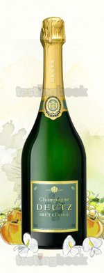Sparkling wine, Brut Classic NV (10's)