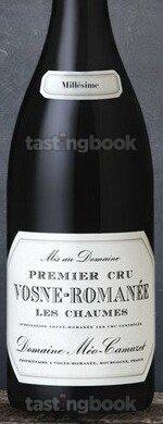Red wine, Vosne-Romanée Les Chaumes 2005