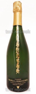 Sparkling wine, Particules Crayeuses NV (10's)