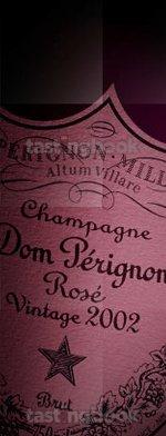 Sparkling wine, Dom Pérignon Rosé 2002
