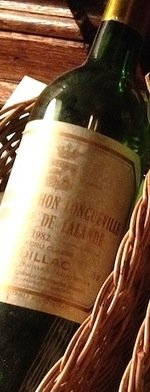 Red wine, Château Pichon Longueville Comtesse de Lalande 1982
