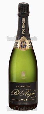 Sparkling wine, Pol Roger vintage 2008