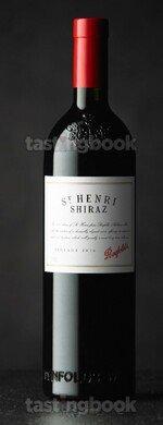 Red wine, St Henri Shiraz 2016